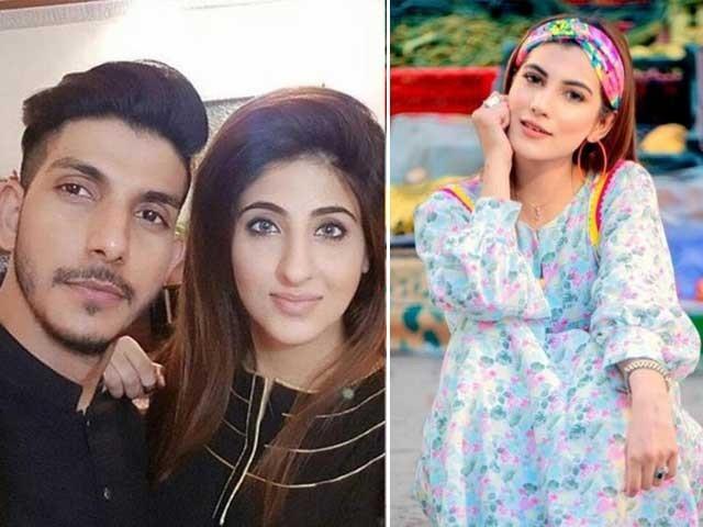 فاطمہ سہیل نے محسن عباس حیدر اورنازش جہانگیر کے درمیان ناجائز تعلق کا الزام لگایاتھا، فوٹوفائل