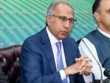 پاکستان کے اندر ٹیکس فائلر ز کی تعداد 25لاکھ ہوگئی ہے،مشیر خزانہ فوٹو: فائل