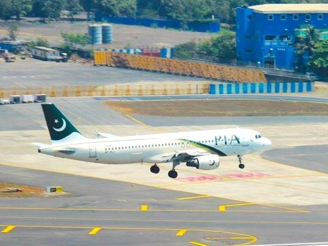 جہاز کی لینڈنگ کے دوران عابد حسین کی حرکت قلب بند ہو گئی، ایئرپورٹ ذرائع۔ فوٹو : فائل