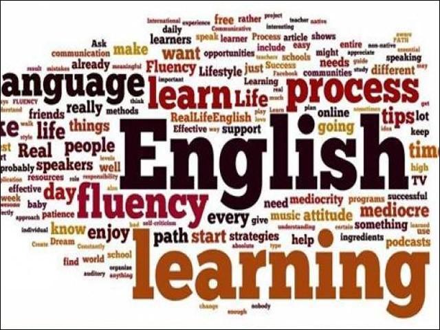 انگریزی زبان کو صرف بطور مضمون پڑھایا جائے بنیادی تعلیم مادری زبان میں دی جائے۔ (فوٹو: انٹرنیٹ)