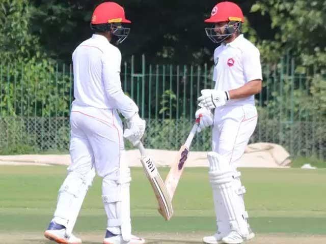 سینٹرل اور سدرن پنجاب، سندھ و بلوچستان کے مقابلے بھی غیرفیصلہ کن ثابت،امام الحق نے 152رنز کی اننگز کھیلی۔ فوٹو: فائل