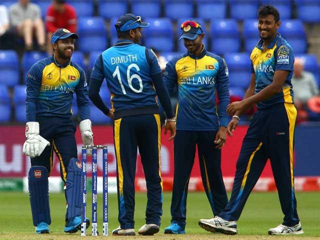 شیڈول کے مطابق سری لنکن ٹیم 25 ستمبر کو پاکستان آئے گی۔