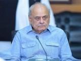 پورا یقین ہے کہ مولانا فضل الرحمان اسلام آباد لانگ مارچ نہیں کرینگے، اعجاز شاہ فوٹو:فائل