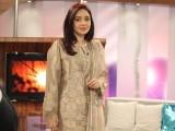 اداکارہ گزشتہ آٹھ سال سے پی ٹی وی پر 'ہانیسٹلی اسپیکنگ ود جگن کاظم' کے نام سے مارننگ شو کر رہی تھیں (فوٹو: فائل)