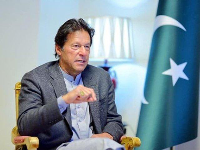 اقوام متحدہ میں مسئلہ کشمیر کو پر زور انداز میں اٹھائیں گے وزیراعظم عمران خان (فوٹو : فائل)