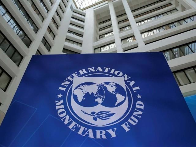 اسٹیٹ بینک آف پاکستان نے اپنے فارن ایکسچینج بفر کو بہتر بنایا ہے، آئی ایم ایف (فوٹو: فائل)