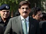 مراد علی شاہ کی مہم کے دوروں میں علی زیدی اور میئر کراچی کو بھی دعوت دینے کی ہدایت (فوٹو: فائل)