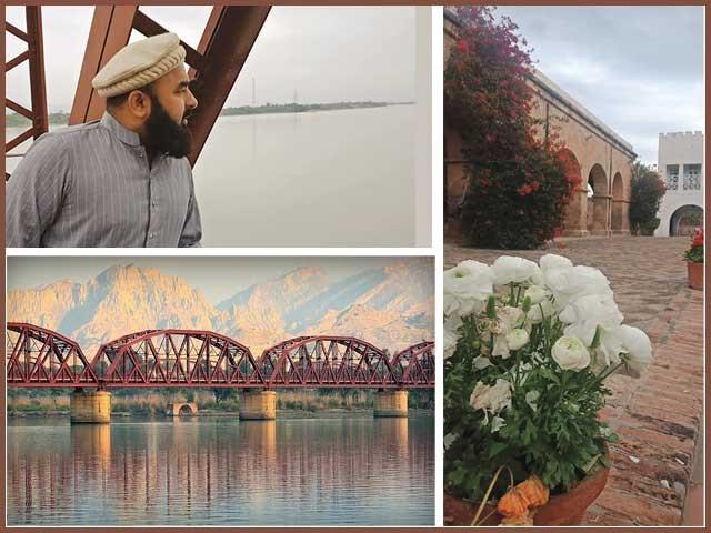 دریائے سندھ کے کنارے بسے دو تاریخی شہروں کے حسین نظارے، دل چسپ تاریخ