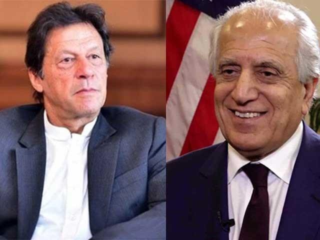 افغانستان کے مسئلے کا حل فوجی حل نہیں، وزیراعظم: فوٹو: فائل