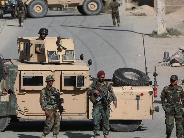 چھاپہ مار کارروائی میں 22 جنگجو ہلاک اور 14 حراست میں لیے گئے۔ افغان فوج کا دعویٰ (فوٹو: فائل)