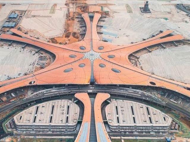 دنیا کا سب سے بڑا ایئرپورٹ 2025ء میں بیجنگ میں کام کرنا شروع کردے گا (فوٹو: اوڈٹی سینٹرل)
