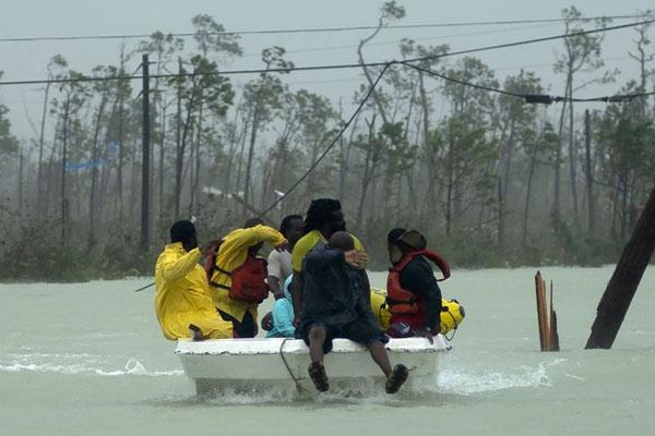 Bahamas Hurricane Dorain 2