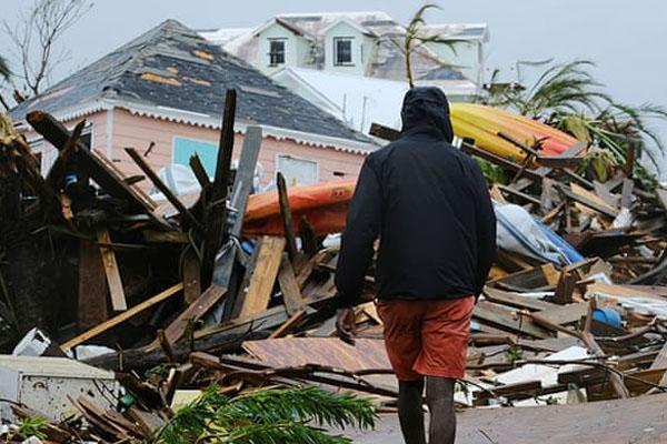 Bahamas Hurricane Dorain 3