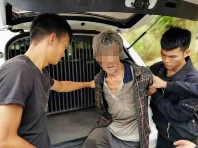 چین میں ڈرون کی مدد سے ایک ایسے مجرم کو پکڑا گیا ہے جو 17 برس سے مفرور تھا (فوٹو: یاہو نیوز)