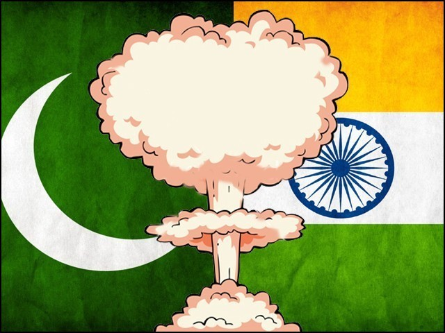 پاک بھارت ایٹمی جنگ کے اثرات ہمارے سابقہ اندازوں کے مقابلے میں کہیں زیادہ بھیانک اور ہلاکت خیز ہوسکتے ہیں۔ (فوٹو: انٹرنیٹ)