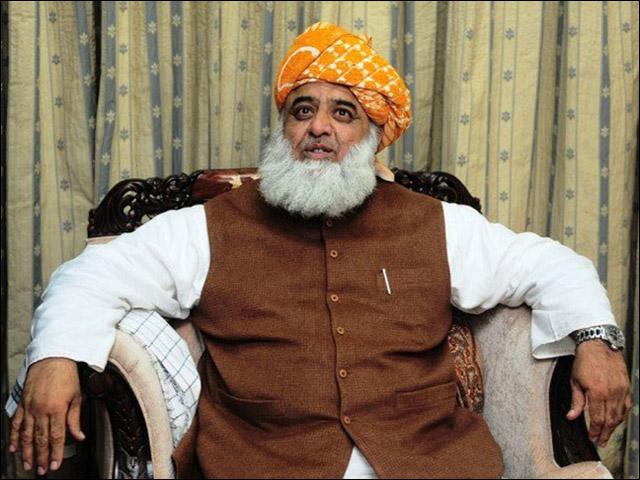 مولانا صاحب! تقدیر نے آپ کو کامیابی کا سہرا سجانے کا نادر موقع فراہم کیا ہے۔ (فوٹو: انٹرنیٹ)
