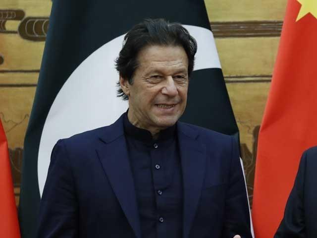 پاکستان میں امن و امان کی صورتحال بہتر ہوئی ہے، وزیر اعظم فوٹو: اے ایف پی