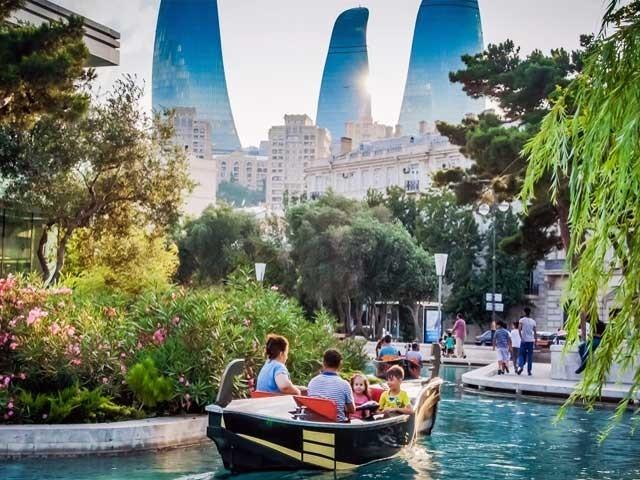 ہمارا عزم ہے کہ آذر بائیجان میں پاکستانی سیاحوں کا سفر منفرد اور شاندار بنائیں، چیف ایگزیکٹو آفیسر آذربائیجان ٹورازم بورڈ (فوٹو : فائل)