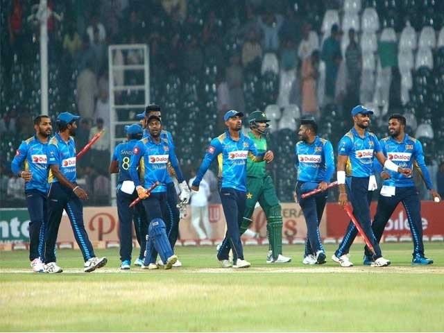 ٹی ٹوئنٹی سیریز میں سری لنکا کو 0-2 کی فیصلہ کن برتری حاصل ہے