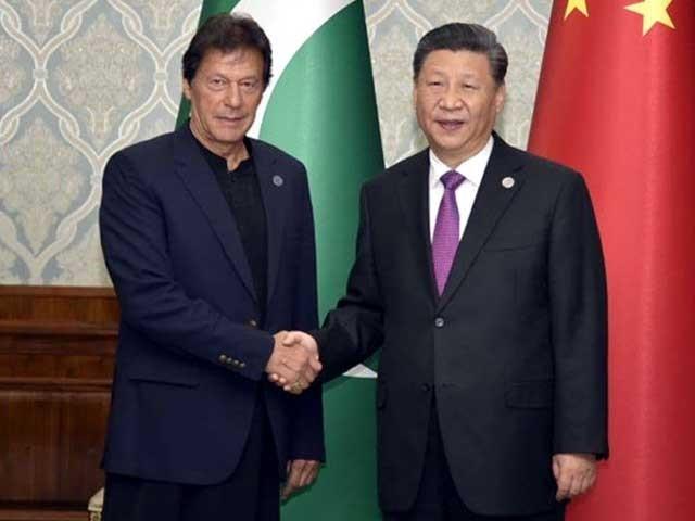 وزیراعظم نے چینی صدر کو کشمیر کی موجودہ صورتحال سے آگاہ کیا