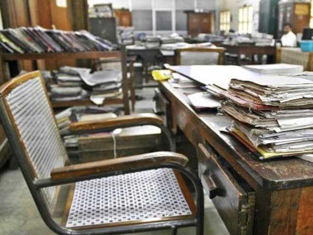 14 اکتوبر کو سندھ کے تمام محکموں، خودمختار کارپوریشنز اور بلدیاتی کونسلزمیں تعطیل ہوگی، نوٹیفکیشن۔ فوٹو:فائل