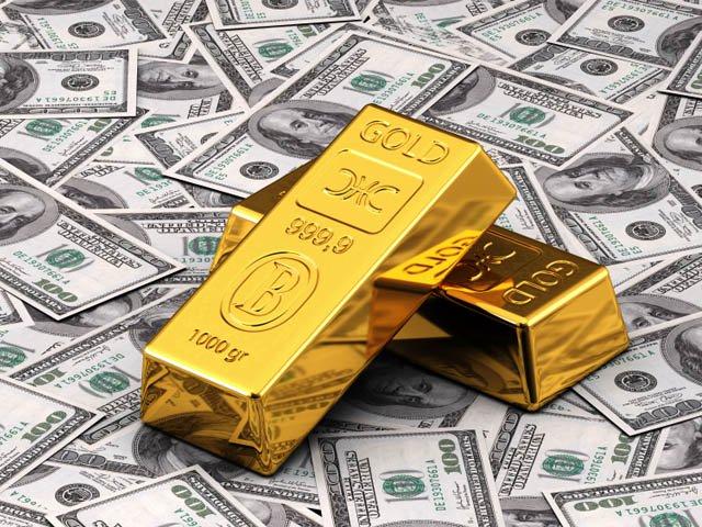 عالمی بازار میں سونا 3 ڈالر کمی سے 1502 ڈالر فی اونس کا ہوگیا۔ (فوٹو: انٹرنیٹ)