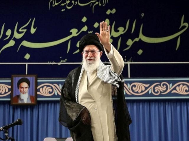ایٹمی ہتھیار لاتعداد معصوم شہریوں کی ہلاکت کا باعث بنتے ہیں، ایرانی سپریم لیڈر ( فوٹو: فائل)
