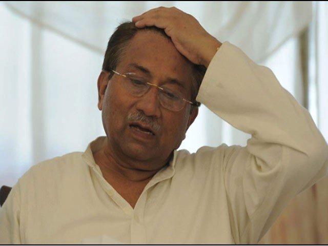 اگر پرویز مشرف آجائے تو پھر ہی کیس کوآگے بڑھایا جاسکتا ہے، عدالت فوٹو:فائل