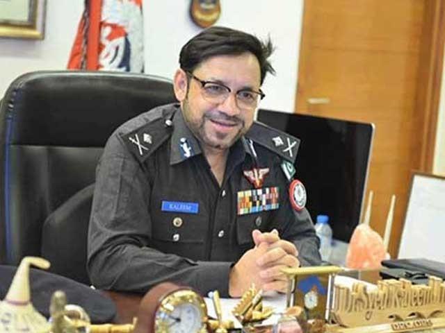مثبت حکمت عملی سے شہر میں بڑے جرائم پر کافی حد تک قابو پا لیا گیا ہے، آئی جی سندھ۔ فوٹو: فائل