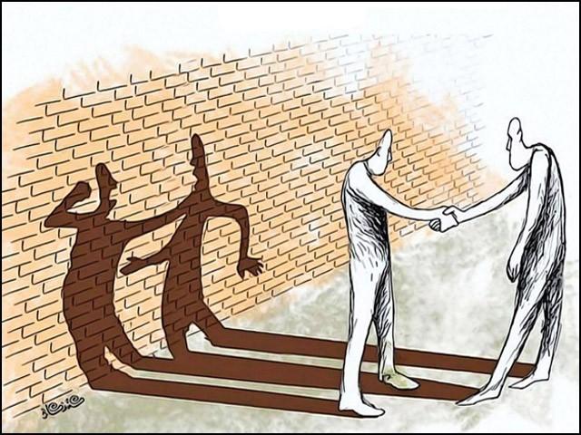 تعلقات میں اپنی آنکھیں کھلی رکھیں۔ (فوٹو: انٹرنیٹ)