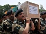 بنگلادیشی بارڈر فورس کی فائرنگ سے ایک بھارتی اہلکار زخمی بھی ہوا۔ فوٹو : فائل