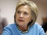 ہلری کلنٹن پر دور وزارت خارجہ میں حساس معلومات کی ترسیل کےلیے نجی ای میل استعمال کرنے کا الزام تھا۔ فوٹو : فائل