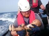 دس دن قبل تارکین وطن کی کشتی بحیرہ روم میں ڈوب گئی تھی (فوٹو : فائل)