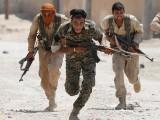 کرد جنگجوؤں نے امن معاہدے کی خلاف ورزی کی۔ ترک وزارت دفاع ( فوٹو : فائل)