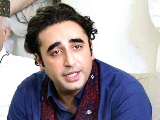 ڈاکٹر، تاجر سب تنگ آچکے ہیں عمران خان اپنا ٹائم پورا نہیں کرسکتے، چیئرمین پی پی (فوٹو : فائل)