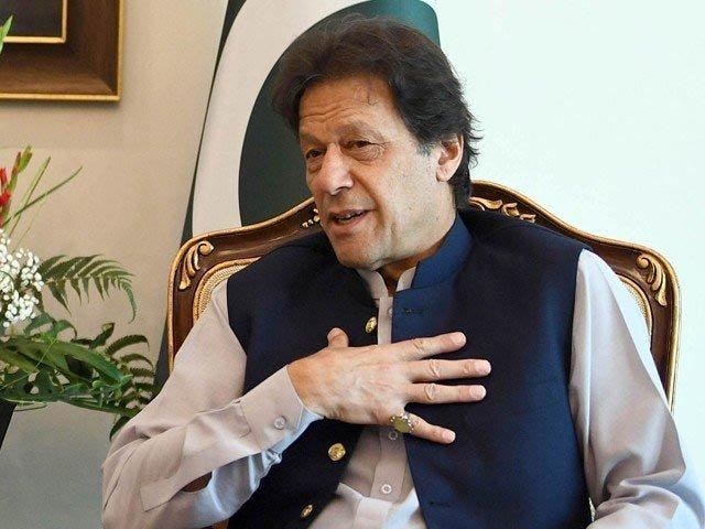 صوبہ سندھ کے معاشی حالات کرپشن کی وجہ سے ابتر ہوئے، وزیر اعظم فوٹو: فائل