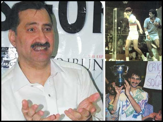 جہانگیر خان کو پہلی مرتبہ ہرایا تو اپنی جیت کا یقین ہی نہیں آ رہا تھا