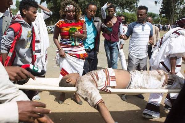 Ethopia Protest 2