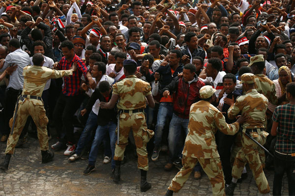 Ethopia Protest 3