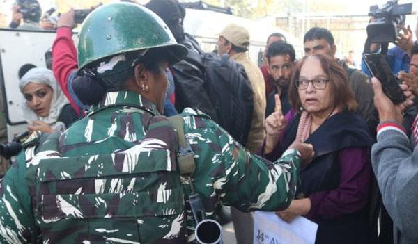 farooq abdullah sister daughter arrest kashmir 2