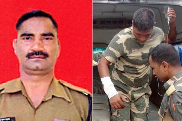 بنگلا دیشی فوج کی فائرنگ سے بھارتی فوج کا ایک اہلکار ہلاک اور ایک زخمی