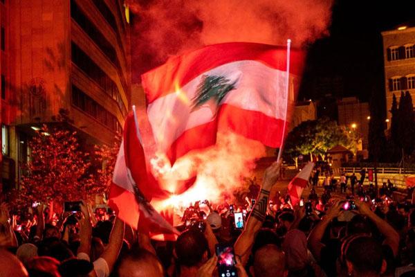 Lebnan Protest 3