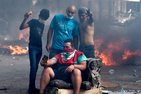 Lebnan Protest 4