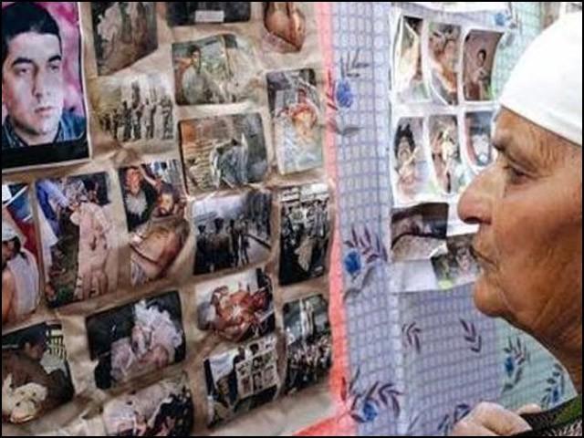 جموں سے پاکستان کا خواب لے کر ٹرکوں پر سوار گمنام مسافر اپنے قاتلوں کی تلاش میں ہیں۔ (فوٹو: انٹرنیٹ)