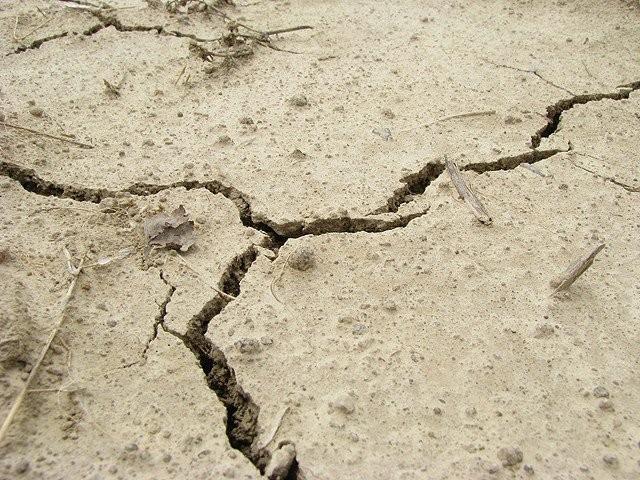 ریکٹر اسکیل پر زلزلے کی شدت 3.4 ریکارڈ کی گئی۔  فوٹو:فائل
