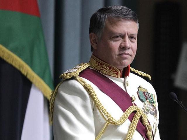 شاہ عبداللہ نے  الغمر اور الباقورہ کی لیز میں توسیع سے انکار کردیا۔ فوٹو : فائل