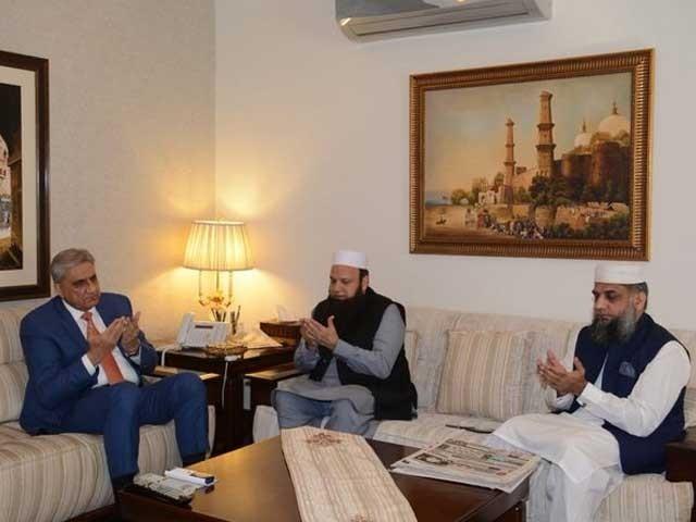 آرمی چیف جنرل قمر جاوید باجوہ نے زخمیوں کی جلد صحتیابی کی دعا بھی کی ، آئی ایس پی آر