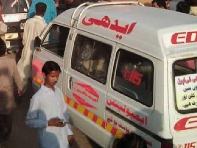 حادثے کا شکار خاندان عمرکوٹ کا رہائشی تھا، ذرائع  فوٹوفائل
