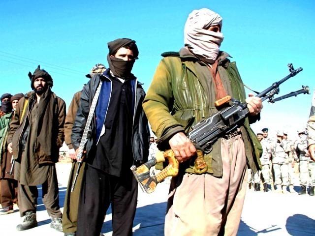 انس حقانی کا شمار 'حقانی گروپ' کے اعلیٰ رہنماؤں میں ہوتا ہے، حاجی ملی خان اور حافظ راشد کا تعلق طالبان سے ہے۔ فوٹو:فائل