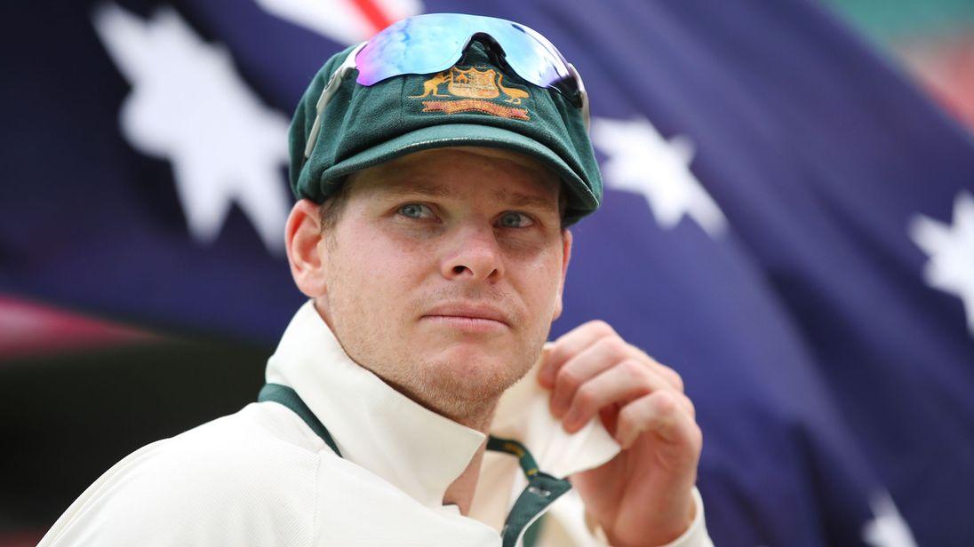 ویسٹرن آسٹریلیا کے خلاف شیفلڈ شیلڈ میچ میں نیوساؤتھ  ویلز کے اسٹیون اسمتھ نے 103 رنز بنائے۔ فوٹو: فائل